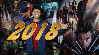 Películas más esperadas para el 2018 - B-ROLL