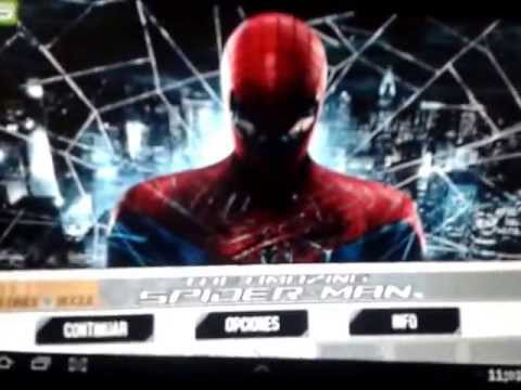 Descargar e instalar The amazing spiderman Para Android. (eme)