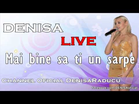 Mai bine sa ti un sarpe - Live 2013
