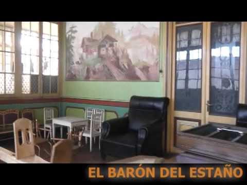 MONUMENTOS COLONIALES DE ORURO   EL BARON DEL ESTAÑO