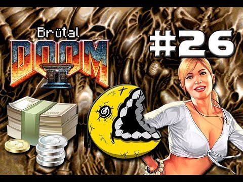 Brutal Doom V19 - Doom 2 - Part 26 - Corruption, Sex And Bribes video