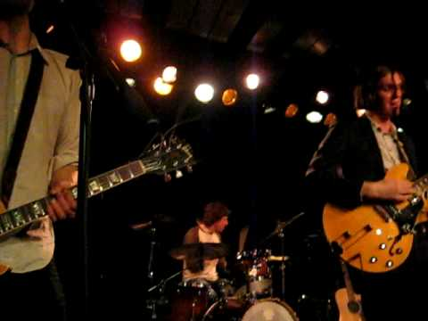 Nickel Eye - Dying Star (LIVE at the Loft)