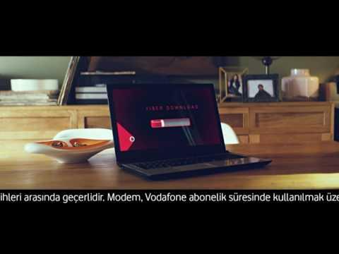 Vodafone'dan İki Kat Hızlı Ev İnterneti: FiberMax