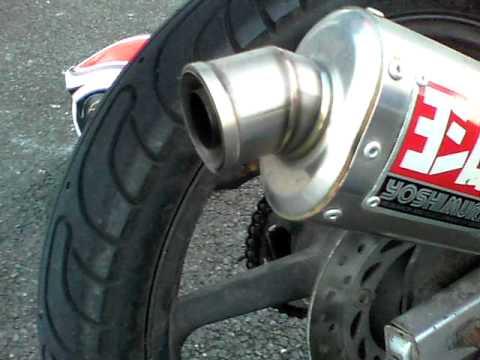 Honda CBR 125 Walkround/Strart up