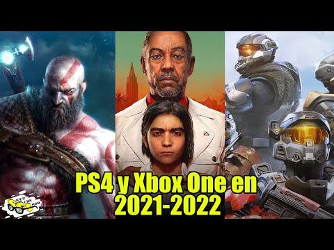 PS4 Xbox One: JUEGAZOS que saldrán en 2021 y 2022