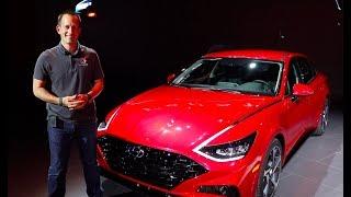 Is the all new 2020 Hyundai Sonata a MAJOR step FORWARD?