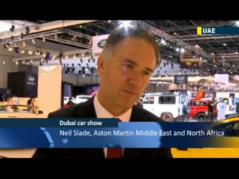 Billionaire bling returns to 2013 Dubai Motor Show as UAE economy continues robust recovery
