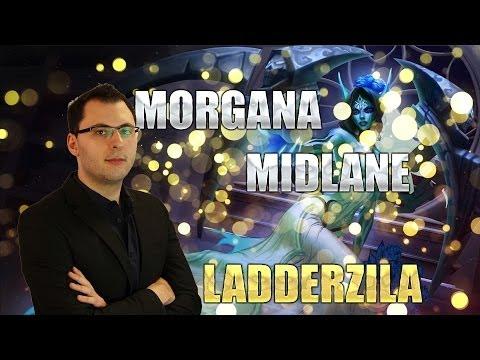 Morgana Mid - Diamant 2 - Un pick old school pour le BO diamant 1