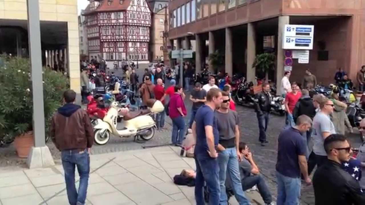 Abrollern Aschaffenburg 2014 Youtube