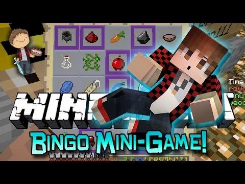 Minecraft: BINGO Part 1 Snapshot Mini Game w BajanCanadian Vikkstar123 Snapshot 1.8 Mini Game