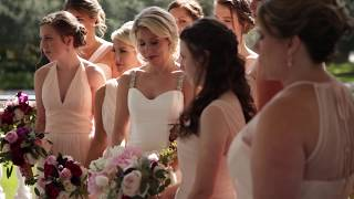 First Look With Dad / Lowndes Grove Plantation Wedding Video  / Lindsay and Alex 12