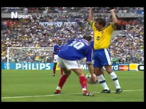 France - Brazil 3-0, World cup Final 1998 FULL MATCH