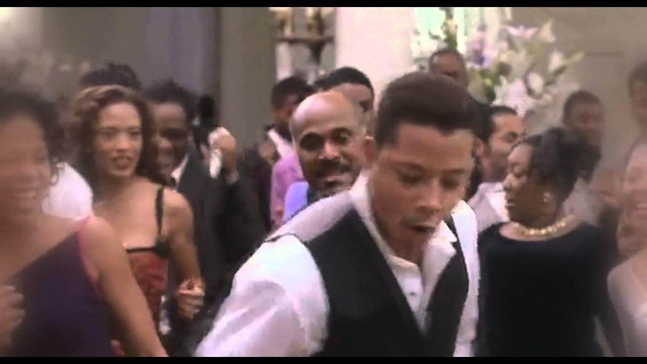 The Best Man Electric Slide Scene( Candy- Cameo) Dance - YouTube