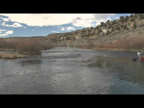 San Juan River Winter Fly Fishing 1