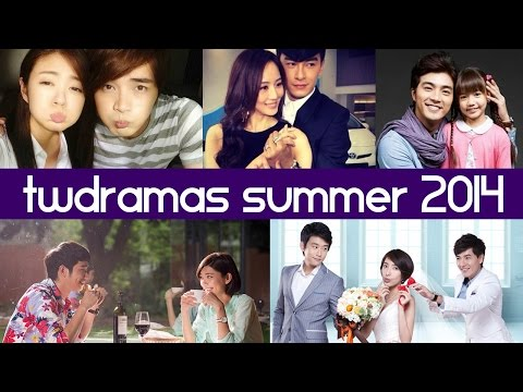 Top 5 Hottest New 2014 Taiwanese Summer Dramas