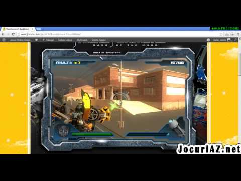 Game | Joc Transformers 3 Bumblebee Unity 3D game | Joc Transformers 3 Bumblebee Unity 3D game