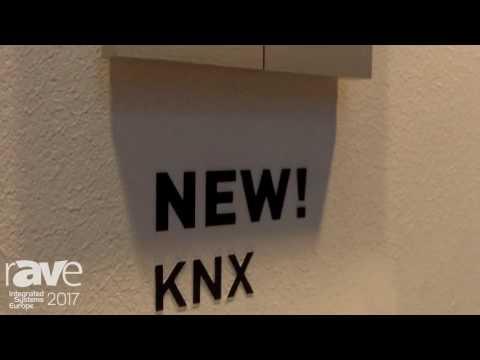 ISE 2017: Nuvo Displays KNX Player Portfolio Audio Integration