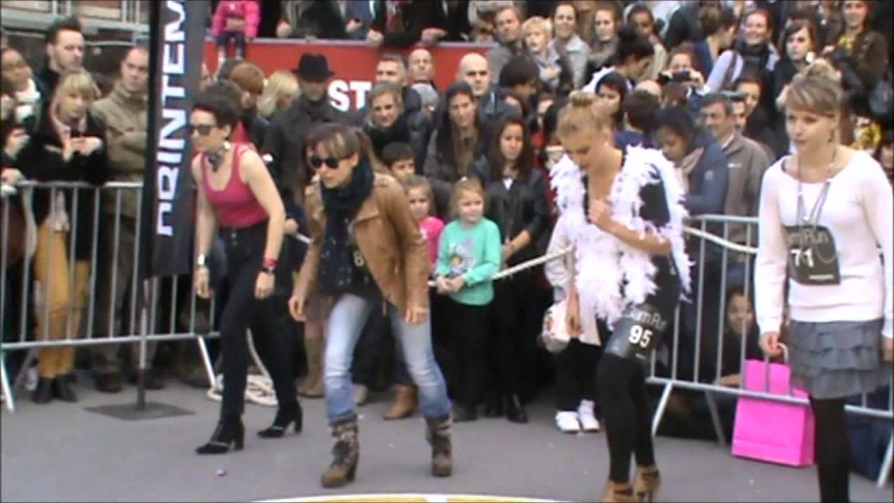 Glam run maisons de mode 2012 la course talons for Maison de la mode roubaix