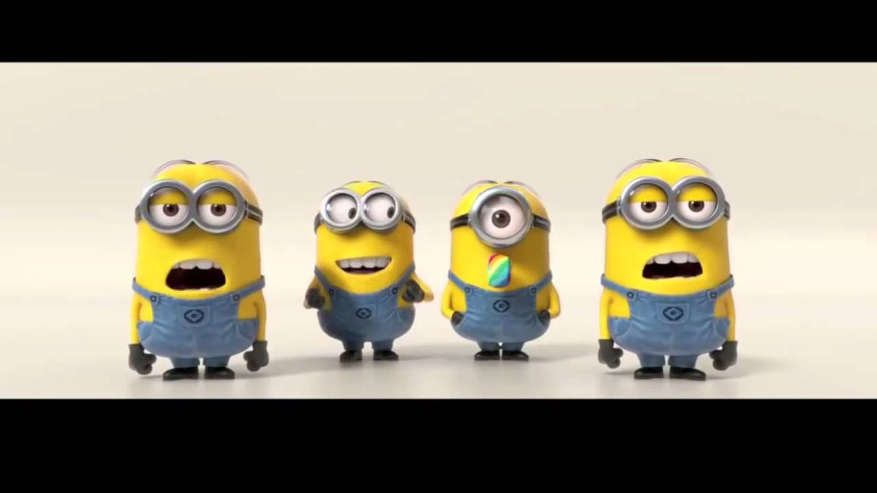 Minions Singing Happy Anniversary - YouTube