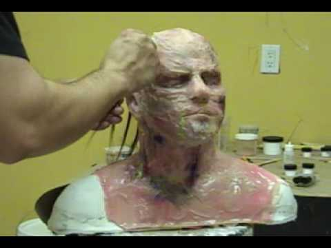 Mask Making Tutorial: Basic Silicone Mask Making