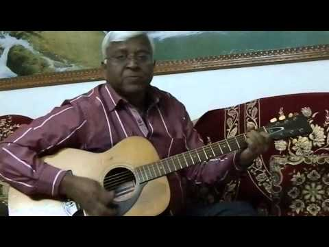 Ye To Sach Hai Ke Bhagwan Hai on Guitar (Chords Version) By...