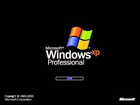 Microsft Windows XP - Windows Welcome Music