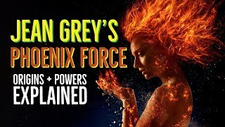 Jean Grey's Phoenix Force (X-MEN: ORIGINS + POWERS) Explained