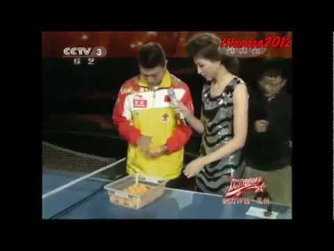 Ma Long Funny Competition ✔