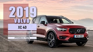 Volvo XC40 Production Footage