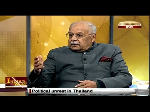 India's World - Political unrest in Thailand