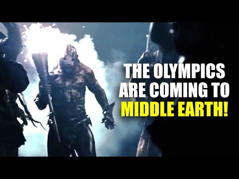 Lord of the Rings - Olympic Rivalry, Part 1
