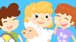 Mary Had a Little Lamb | Nursery Rhymes for Children | CheeriToons