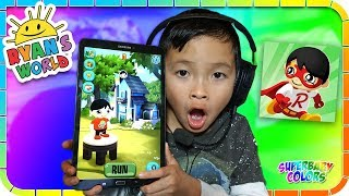 TAG WITH RYAN Challenge!! Let's Play BRAND NEW Ryan ToysReview 😂👍😘