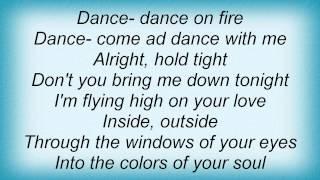 Watch Crimson Glory Dance On Fire video