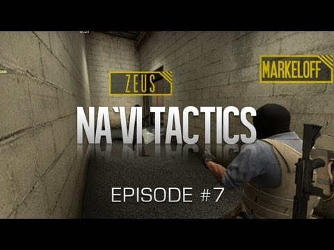 Na`Vi CS:GO Tactics: @ de_train_se - Episode #7