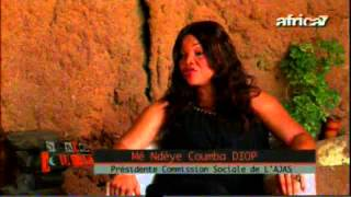 Parlons Jeunes reçoit Ndeye Coumba Diop (AJAS)