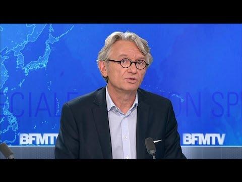 """Mailly: """"des orientations économiques"""" similaires entre Sarkozy et Hollande"""