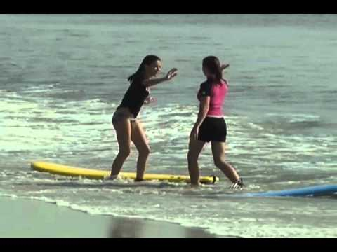 Chris Kirschner- Surf Into Summer Camp