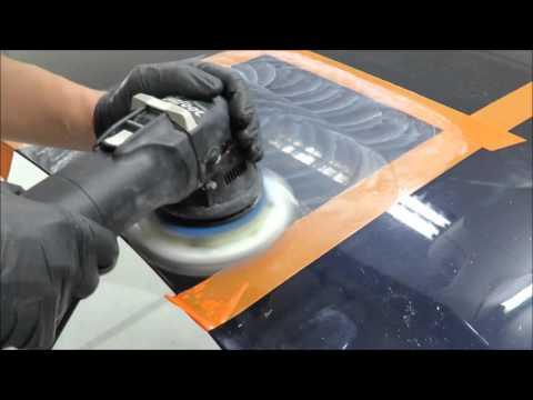 Wetsanding - Orange Peel removal - Rupes Bigfoot Duetto