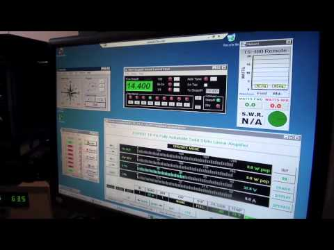 KEVIN K7ZS - REMOTE INTERNET CONTROL AMATEUR RADIO STATION