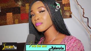 Adetutu aka Avatar Talks about her Beauty pageant