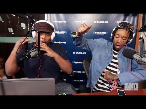 Wiz Khalifa on Being Monogamous, Jimi Hendrix Taking Over Body & White People Using N-Word