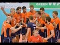 Live: World League Nederland-Portugal (vrijdag, 19 juni 2015)