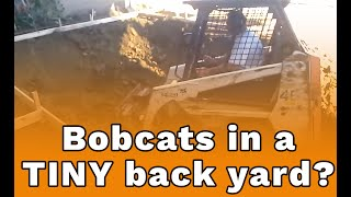 Secert to running Bobcats in a limited space