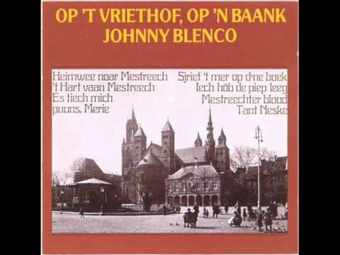 Johnny Blenco - Boe is deej sjoenen tied noar tow