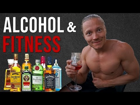 Alcohol And Fitness: Step By Step Guide For Getting Ripped While Drinking (Science Based)