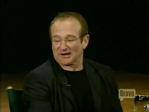 James Lipton Asks Robin Williams