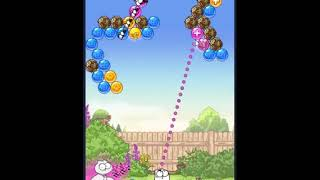 Simon's Cat Pop Time Level 186 - NO BOOSTERS 😺 | SKILLGAMING ✔️