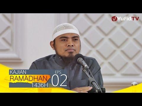 Kajian Ramadhan : Cerdas Dalam Berteman - Ustadz Fadlan Fahamsyah, Lc., M.H.I.