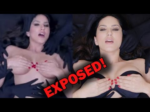 Sunny Leone shown without her lingerie in a Bhojpuri song |...